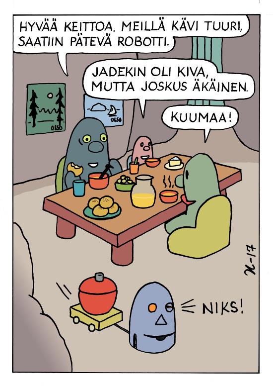 keittoa